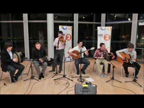 Ioscaid @ BBC Radio 2 Folk Awards 2012