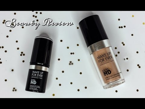 Make Up For Ever Ultra HD Foundation Review || Southeast by Midwest