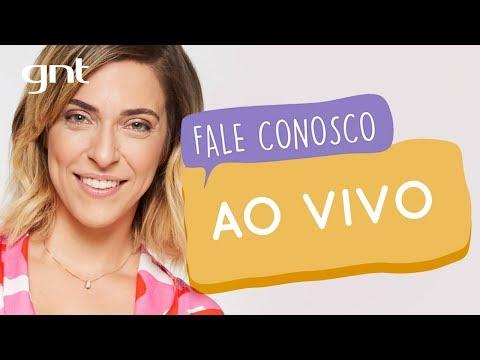 Fale Conosco AO VIVO: Feedbackzão Das Redes Sociais Do GNT Com Júlia Rabello | #95