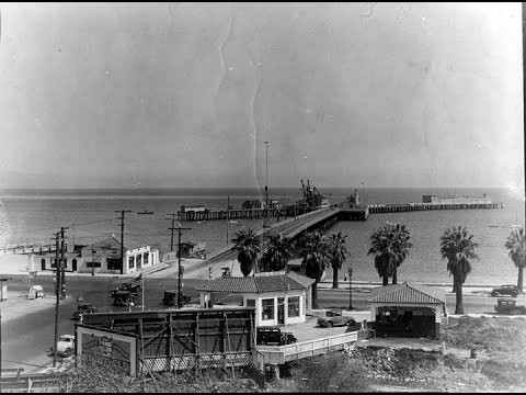 City Waterfront: Stearns Wharf