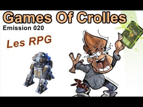 Games Of Crolles - Les musiques de jeux vidéo RPG - Emission 020 - Radio Gresivaudan