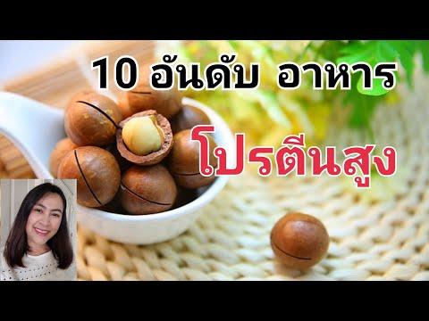 10 อันดับ อาหารโปรตีนสูง   Healthy กับพี่   Kae