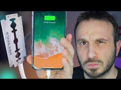 JİLET İLE TELEFON ŞARJ ETMEK   EFSANE Mİ GERÇEK Mİ?