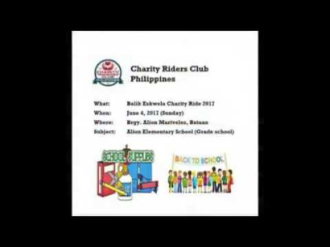 Charity Riders Club Philippines