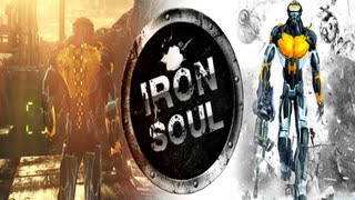 IRON SOUL Gameplay Reveal Video