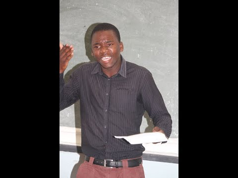 Chiwenga is now the UZ Vice Chancellor - Cde Treasure Basopo