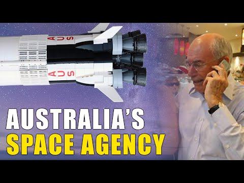 ASA? Australia's New Space Agency - Update