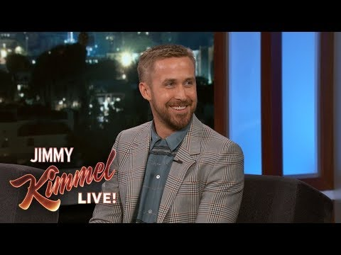 Ryan Gosling on His Moms Wedding