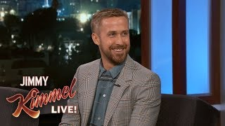 Ryan Gosling on His Mom