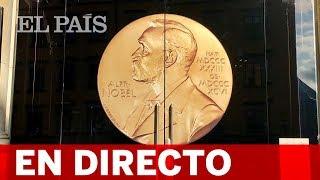 DIRECTO | Anuncio del NOBEL DE LA PAZ 2019