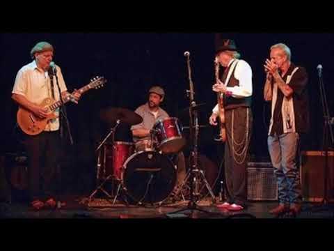 Bob Lanza Blues Band-Go No Further