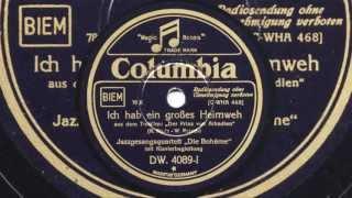 Wiener Bohème-Quartett: Ich hab