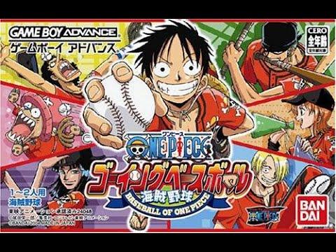 Lets Play One Piece Baseball #03 - Marine vs. Strohhüte