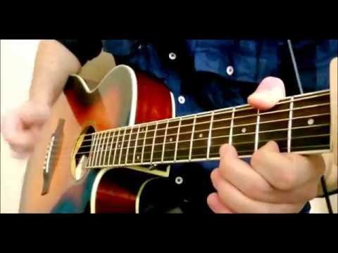 The Cranberries - Zombie (fingerstyle guitar Vladimir Golubev)