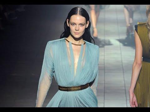 LANVIN Spring Summer 2012 Paris – Fashion Channel