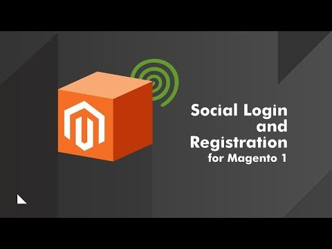 Social Login Popup Extension for Magento® 1