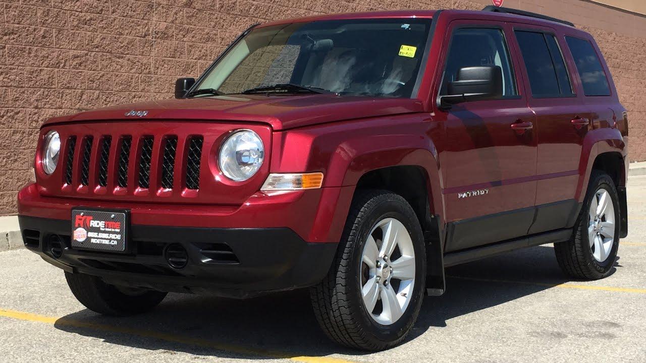 2011 Jeep Patriot North 4wd - Alloy Wheels  Automatic  Power Windows  U0026 Locks
