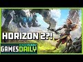 Horizon Zero Dawn 2 Confirmed?! - Kinda Funny Games Daily 04.12.19