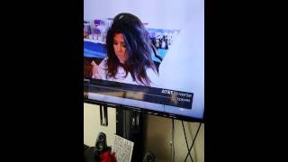 Khloe scratching and smelling her pussy...lmao