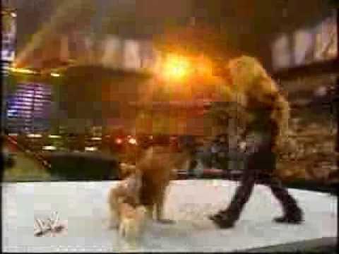 WWE Wrestlemania XXII: Mickie James vs. Trish Stratus - Women