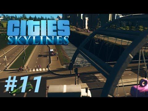 Cities: Skylines - S3E11 - Kanaali!