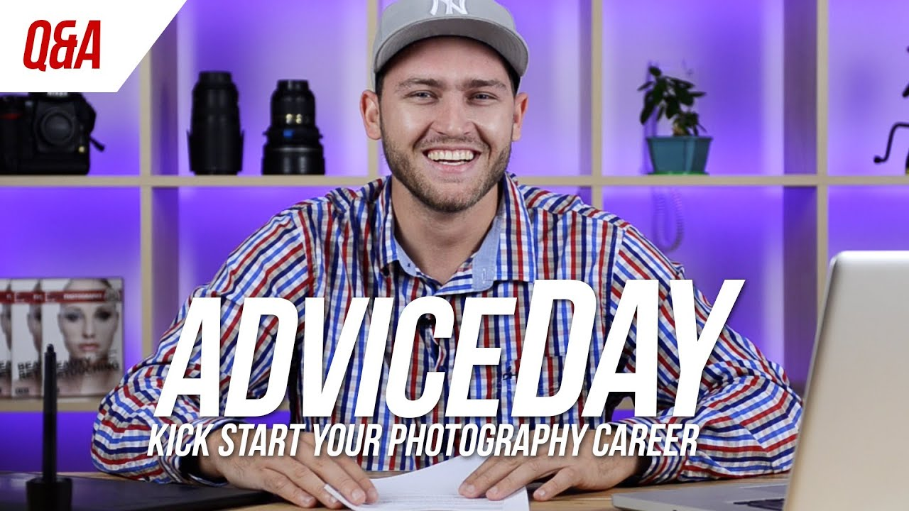 10 Advice Points - Kick Start Your Photography Career