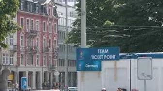 Basel - Deutschland gegenTürkei