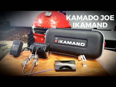 iKAMAND | KAMADO JOE | Unboxing | Anleitung | Vorstellung | Grill & Chill /  BBQ & Lifestyle