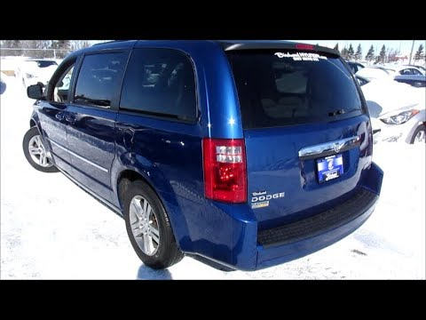 2010 Dodge Grand Caravan Sxt Review