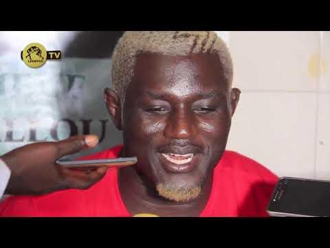 Balla Gaye après sa victoire : 'Mane Gaston Moma diokh avance. Aziz Ndiaye