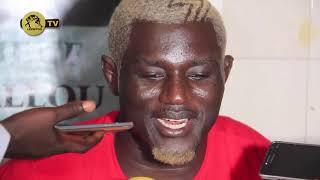 """Balla Gaye après sa victoire : """"Mane Gaston Moma diokh avance. Aziz Ndiaye"""