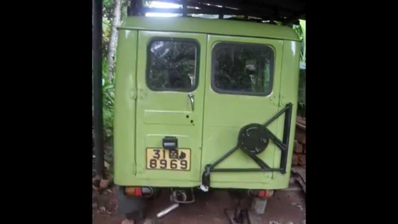 Jeep For Sale Sri Lanka: Daihatsu Jeep For Sale In Sri Lanka