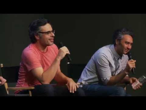 Jemaine Clement & Taika Waititi: We Do in the Shadows Interview