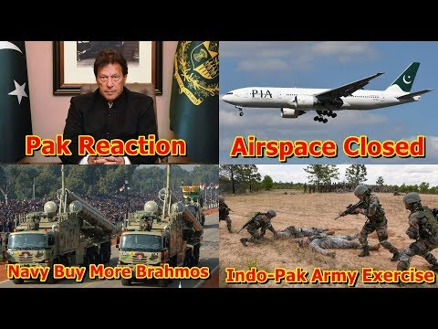 Defence Update 8th Aug 2019 (Part-1)| ISRO SSLV, Indo-Pak Exercise, Pak Reaction