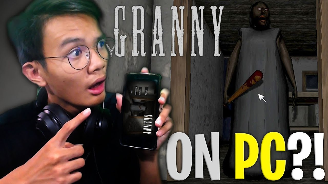 ANG LUPET!! | GRANNY (PC VERSION STEAM) - #ENDING