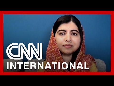 'Unimaginable': Malala Yousafzai describes Nigerian kidnappings