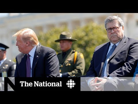 Barr sounds off about Trump's tweets