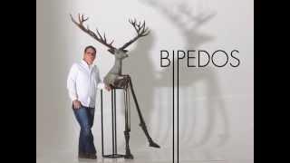 Baixar Bicierva en gran formato por Francisco Pereira, escultor.