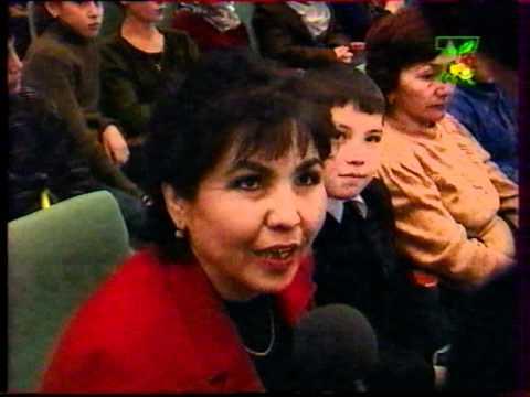 Yoshlar Telekanali: Azizim - Huquq va Burch yubileyi Uzbekistan TV Ёшлар ТВ 1-qism