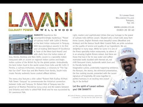 """LAVANI COOKERY SHOW & FOOD SAMPLING by """"Top Hat"""" Chef Collin D Pereira at Torqeat 2014"""