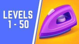 Perfect Ironing Game Walkthrough Level 1-50