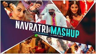 Navaratri Mashup 2021 DJ Dave NYC | Sunix Thakor | Latest Garba Mashup - all punjabi song mashup 2019