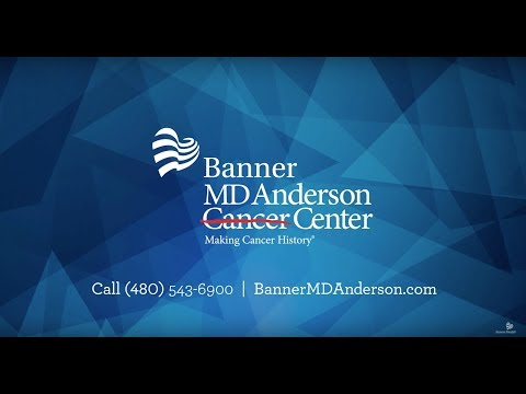 Lung Cancer Screenings at Banner MD Anderson