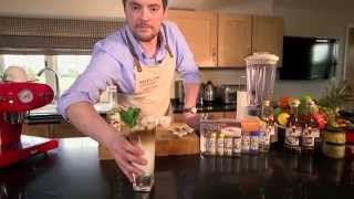 MONIN Vanilla Iced Coffee - At Home