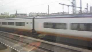 PAUL HODGE: HIGH SPEED RAIL: LONDON TO PARIS, SOLO AROUND WORLD IN 47 DAYS, Ch 197, Amazing World