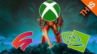 The Xbox Masterplan.