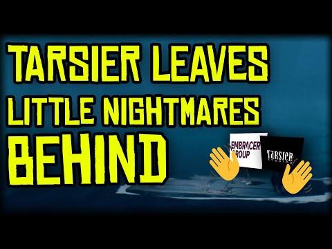 TARSIER STUDIOS DONE WITH LITTLE NIGHTMARES! |
