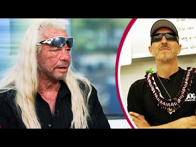 AFBP\: Tim Chapman from Dog the Bounty Hunter fame, Andrew Luster, Mexico, Where are the now