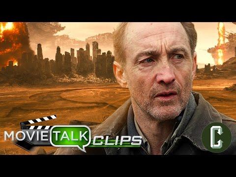 Game of Thrones' Michael McElhatton Confirms Dark 'Justice League'   Collider Video