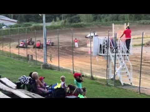 John Smith III - Heat Win at Penn Can Speedway